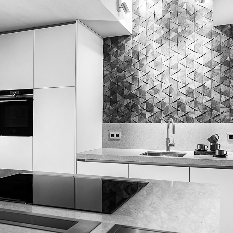 Kitchen Solutions, BINTH, Wonderwall Studio's